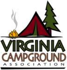 Virginia Campground Association Logo