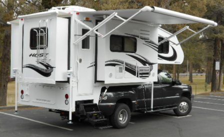 Host Industries Introduces Mammoth Slide In Truck Camper