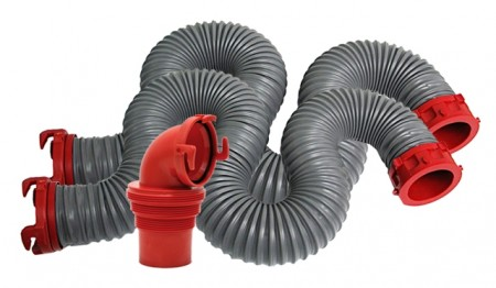 Valterra Viper sewer hose kit