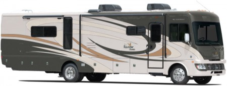 2013 Bounder Classic Motorhome