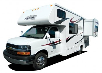 2014 Forester Class C Motorhome by Forest River