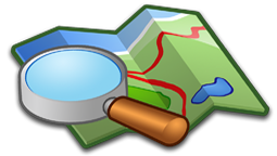 map graphic