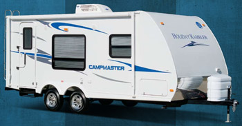 2011 Holiday Rambler Campmaster