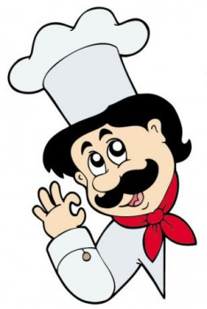 Chef Cartoon Image