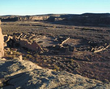Pueblo Bonito,Chaco Culture National Historical Park