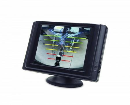 Hopkins Smart Hitch Camera System
