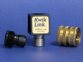 Kwik Link Quick Hose Connection