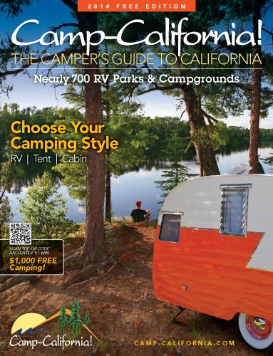 Camp-California, the Camper's Guide to California
