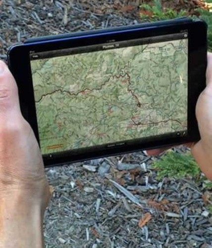 Forest Service Offers Maps for Mobile Devices
