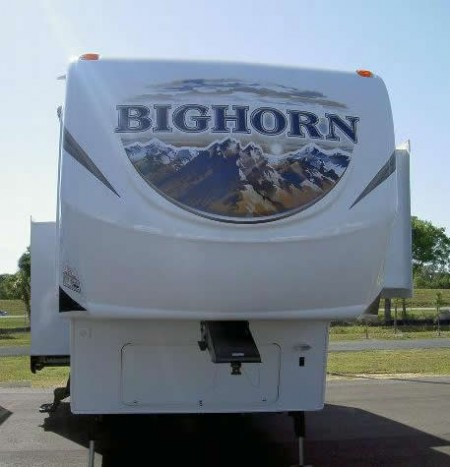Heartland RV Bighorn fifth wheel
