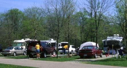 Iowa State Parks Needs Campground Hosts