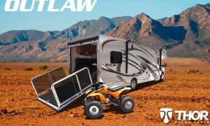 Outlaw Toy Haulers from Thor Motor Coach for 2016