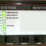 New 'SMART' Holding Tank Monitor System from CAMCO