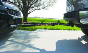 Motorhome Owners Like Blue Ox's Avail Tow Bar