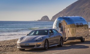 Bowlus Road Chief Aluminum Travel Trailer