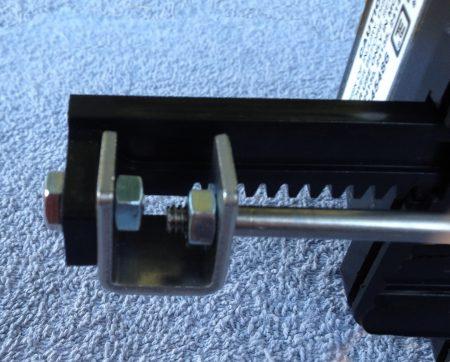 Barker Auto-Drain actuator
