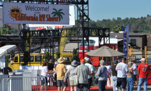 California RV Show Starts Oct. 6th