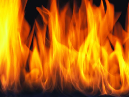 Cooking Mishap Led To Camper Fire