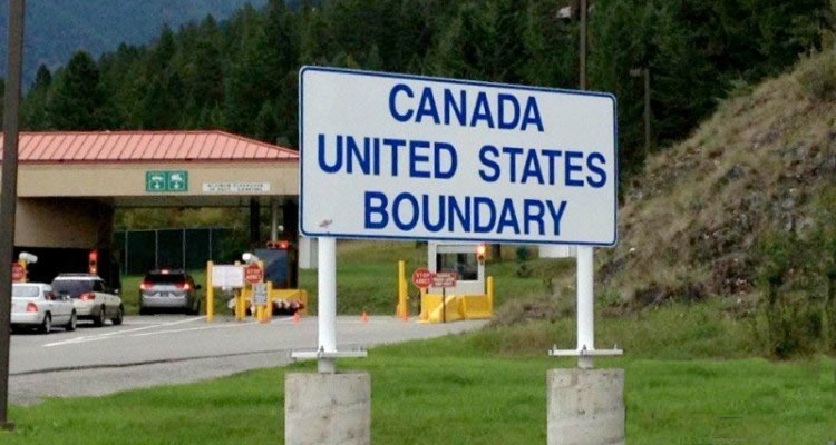 10 Don'ts when Crossing U.S. Canadian Border
