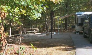 RV Fall Color Trip: Kentucky's Daniel Boone National Forest
