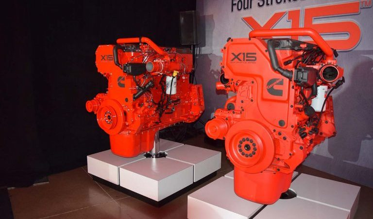 Cummins X15 Engine Series is Game-Changing