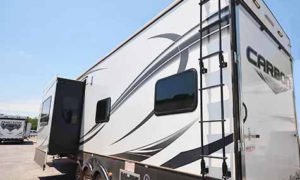 Defective RV Ladder Recall Affects Several RV Makers