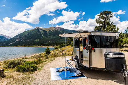 Airstream Basecamp RV
