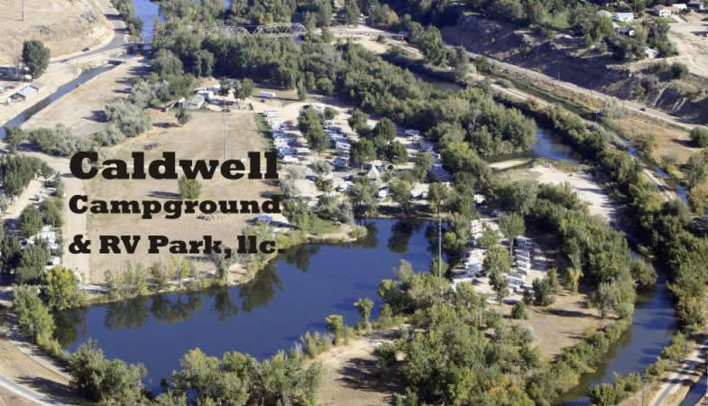 Flood Forces RVers to Evacuate Idaho Campground RV Park