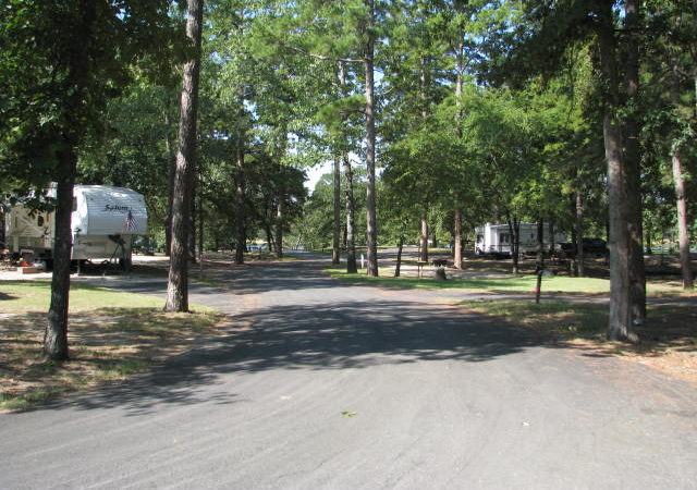 Army Corps of Engineers Campgrounds Closed in Oklahoma