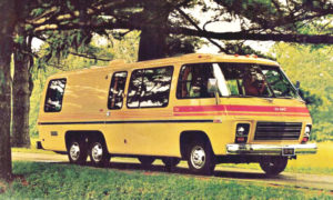 GMC Motorhome Owners Celebrate 41st Anniversary