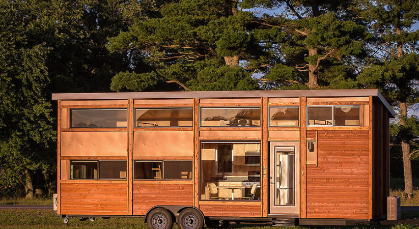 Tiny House RV More Like San Francisco Apartment