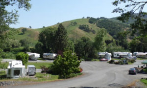 RV Camping in South Douglas County, Oregon
