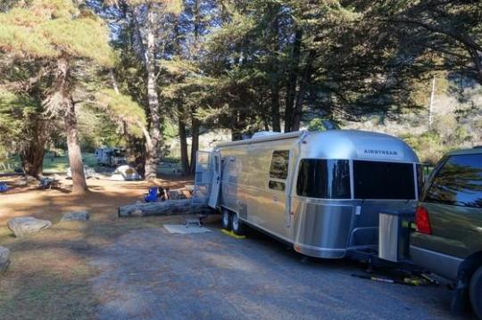 New California State Parks Reservation System