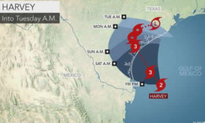 Texas Campgrounds List Available Harvey Evacuee Campsites
