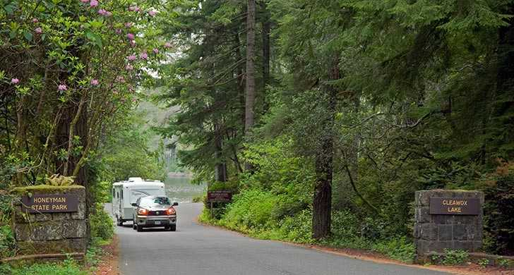 Oregon State Park Camping Rates Rise November 1st