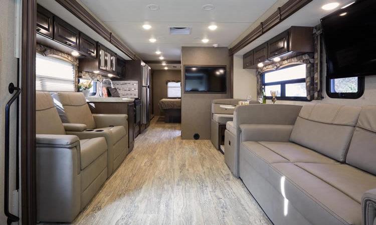 New Thor Motor Coach Floor Plans