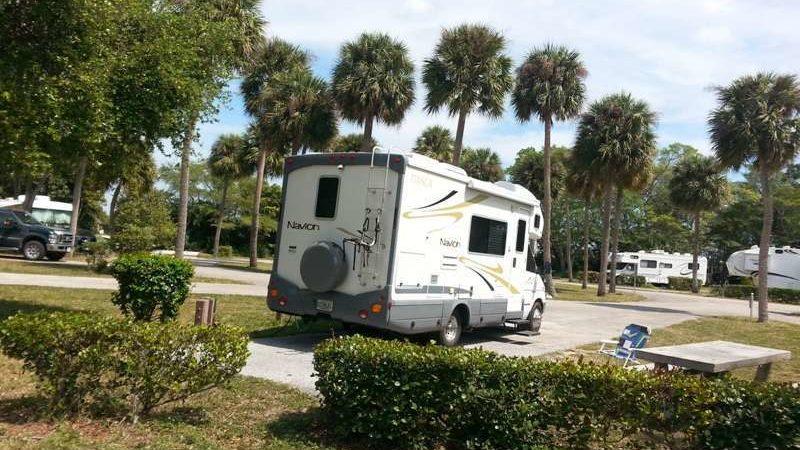Florida RV Parks Full as Camping Increases