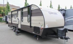 Travel Trailer Recall Affecting 3,297 RVs