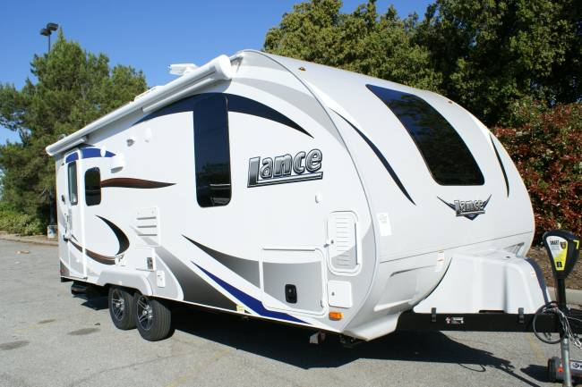 Lance Travel Trailers Recalled for Possible Faulty Jack
