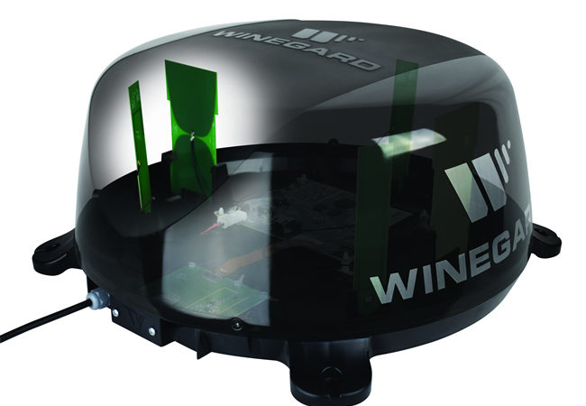 Winegard Shipping ConnecT 2.0 WiFi/Cellular Antenna