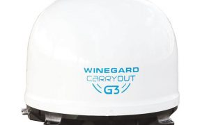 Winegard Carryout G3 Portable Satellite TV Antenna