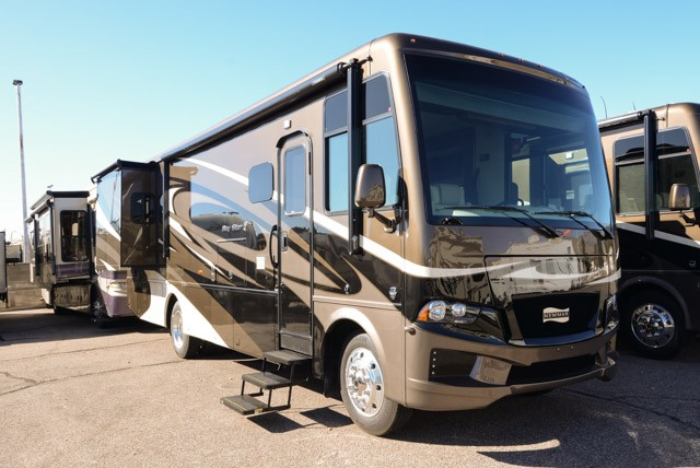RV Safety Recalls for Brakes and Entry Door