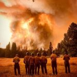 Yosemite National Park Opening Delayed by Wildland Fires