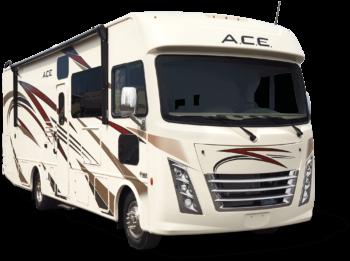Thor Motor Coach 2019 Motorhomes - ACE Class A motorhome.