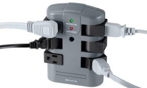 Belkin 6-Outlet Power Strip Surge Protector