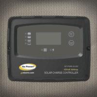 Go Power 200 watt Solar Charge Controller