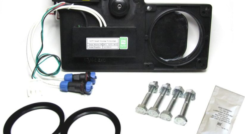 Drain Master Electric Waste Valve Key to RV Plumbing Makeover