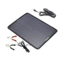 Solar Battery Charger Maintainer - keep RV batteries charged