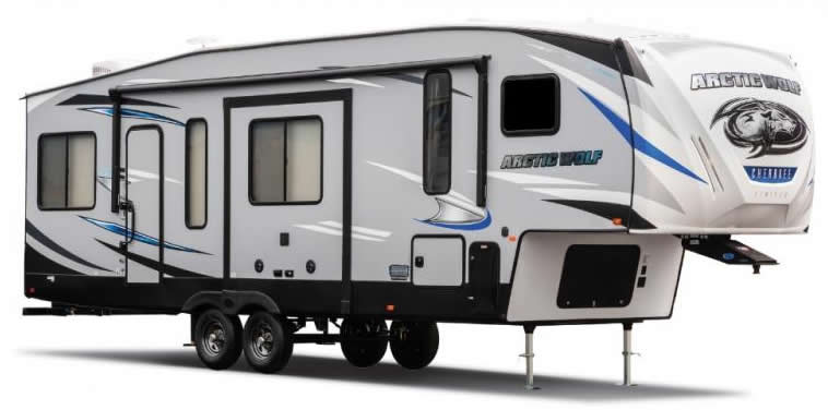 Safety Recall Flagstaff & Cherokee Arctic Wolf RVs