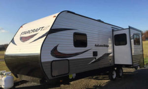 Starcraft RV Recall Affects 10k Trailers